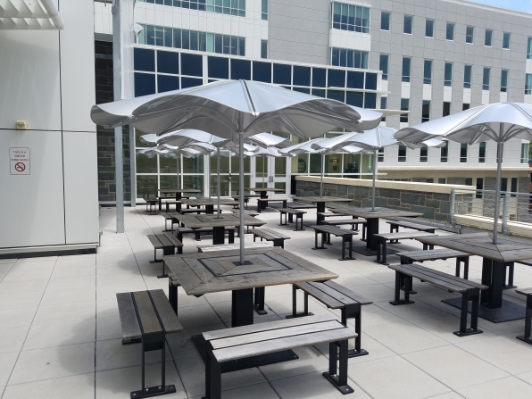 JMU patio 2