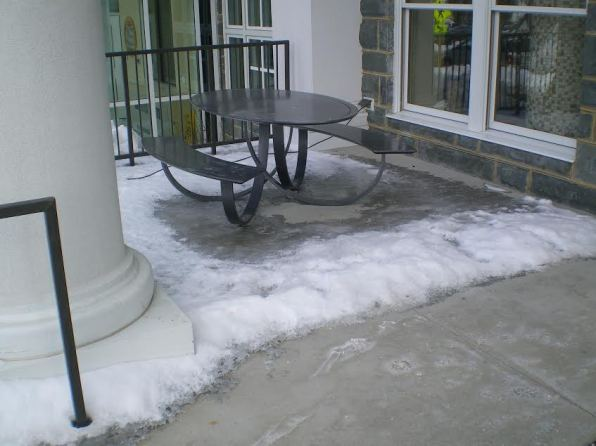 JMU- single table