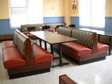 Virginia State University- dining hall